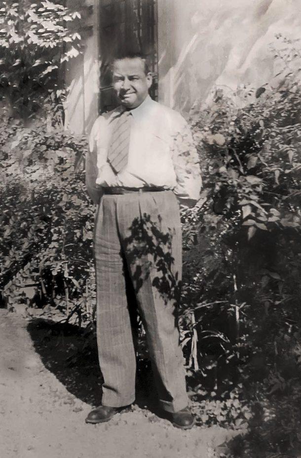 Giuseppe Bellora fondatore azienda agricola Bellora