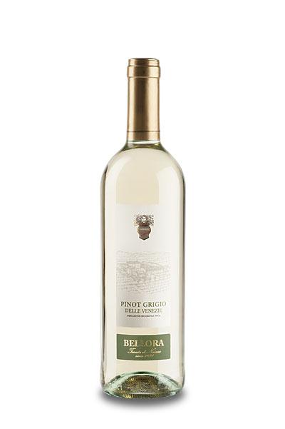 pinot grigio delle venezie vino wine Bellora